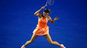 aus open 2016 sharapova sets up quarters date with serena