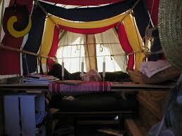 Vardo Interior Der Wohnwagen
