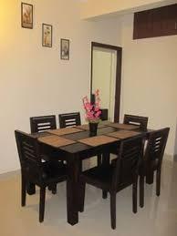 dining table set designs arabia capra 6 seater dining table set urban ladder