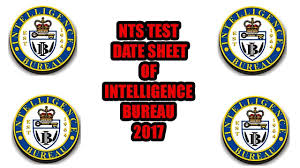bureau om test date sheet intelligence bureau ib nts test general duty