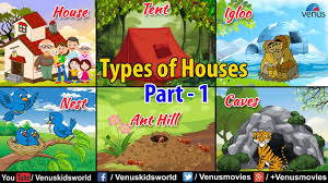 types of houses types of houses part 1 animals home birds home youtube