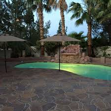 backyard designs pool for traditional las vegas with solar energy