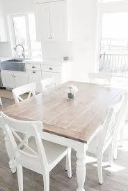 kitchen whitewash kitchen table within greatest white wash