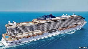 the wave european cruise ships