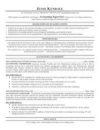chartered accountant resume accounting resume templates entry level objective manager template