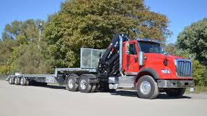 international trucks international truck launches rh series carrier centers