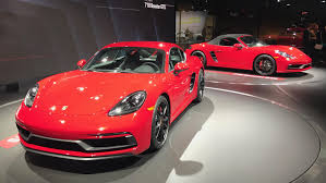 miami blue porsche boxster 2018 porsche 718 boxster and cayman gts first drive review