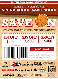 Coupon Codes For Boot Barn Boot Barn Store Coupons Coupon Code For Compact Appliance