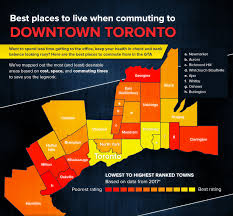 brampton ranked among best places to live for commuters near
