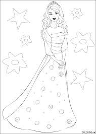 barbie maripossa coloring pages team colors barbie colouring