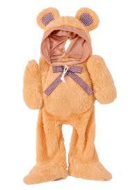 rubie u0027s costume company walking teddy bear dog costume small