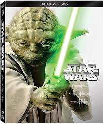 home theater forum blu ray star wars trilogies blu ray dvd combo packs 8 oct 13 blu