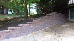retaining walls pictures and tips for cleveland property owners