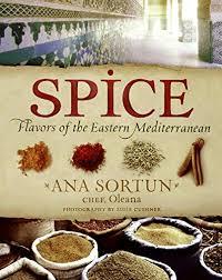 Spices Mediterranean Kitchen - spice flavors of the eastern mediterranean ana sortun