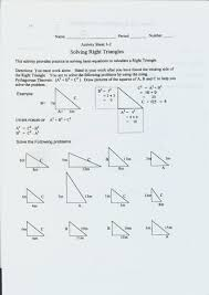 wisniewski boyd welcome sheet solving right triangles wiring