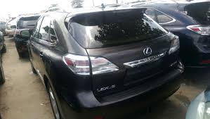 lexus rx 350 tokunbo price in nigeria 2011 toks lexus rx350 luxury trim available autos nigeria