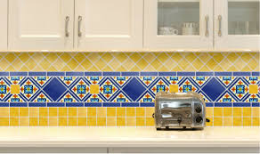 ideas for using mexican tile in a kitchen backsplash mexican