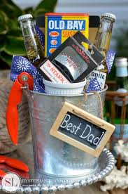 fathers day basket 10 diy s day gifts will appreciate