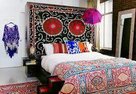 Justina Blakeney by Tribeca Citizen Marika Wagle Bedroom2 From New Bohemians By