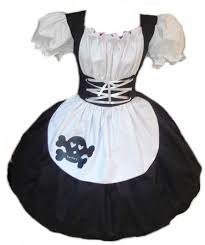 Size Gothic Halloween Costumes Halloween Costume Gothic Maid Goth Dolly Evil Dolly Doll Dress
