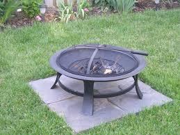 backyard fire pit walmart home outdoor decoration