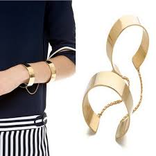 double gold bracelet images Cheap gold cuff bracelets for women find gold cuff bracelets for jpg