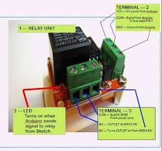 arduino 5v relay module digital with mains power arduino