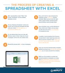 Restaurant Employee Schedule Template Excel Employee Scheduling Spreadsheet Excel Laobingkaisuo Com
