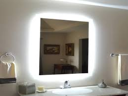 Ebay Bathroom Mirrors Batteryht Up Bathroom Mirror Cheap Mirrors Oval Roundhting Light