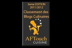 aftouch cuisine classement des blogs culinaires aftouch cuisine paperblog