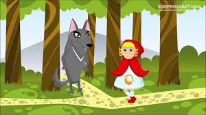 red riding hood big bad wolf