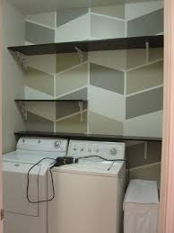 Laundry Room Shelves And Storage 124 Laundry Room Overhaul Pass Through To Garage Custom Diy