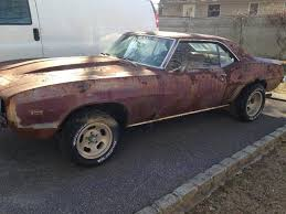 1967 thru 1969 camaros for sale whats a 69 camaro roller worth page 4 yellow bullet forums