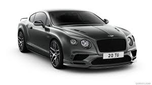 chrysler bentley 2018 bentley continental gt supersports front three quarter hd
