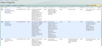 project status report template in excel setting up a project status rollup dashboard the easy way