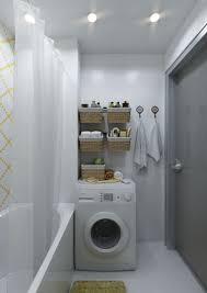 Bathroom Laundry Storage Bathroom Small Bathroom Laundry Room Combo Interior And Layout