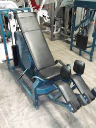 Nautilus Bench Press Machine Nautilus Bench Ebay