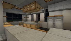 minecraft modern kitchen design modernrustictraditional kitchen in