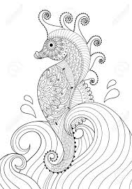 drawn wave coloring page pencil and in color drawn wave coloring
