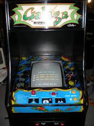 Galaga Arcade Cabinet Throwback Thursday Galaga Perfection And Insanity Gamecrate