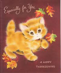 the estate sale chronicles the vintage thanksgiving cards