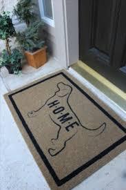 top 25 best custom door mats ideas on pinterest diy door mats
