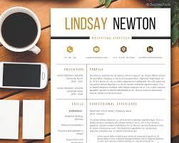Free Elegant Resume Templates Modern Resume Template Word Templates Free For Mac Microsoft