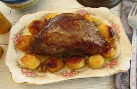 regional cuisine roast veal regional cuisine food from portugal