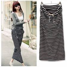 striped pencil skirt dress ala white pencil skirt dress ala