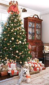 traditional home christmas decorating blue and white christmas u2014 the pink pagoda