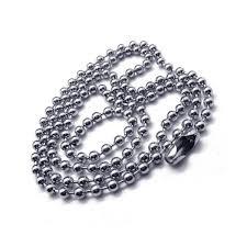 titanium mens jewelry necklace images Mens pure titanium three ring pendant necklace 17299 titanium jpg