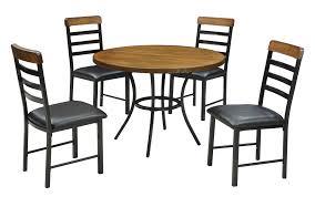 round 5 piece dining set 399 99 city creek furniture