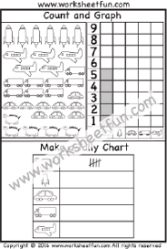 graphing u2013 count and graph free printable worksheets u2013 worksheetfun