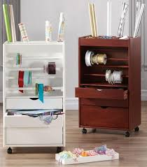 gift wrapping cart best mobile gift wrapping station organizers organizing
